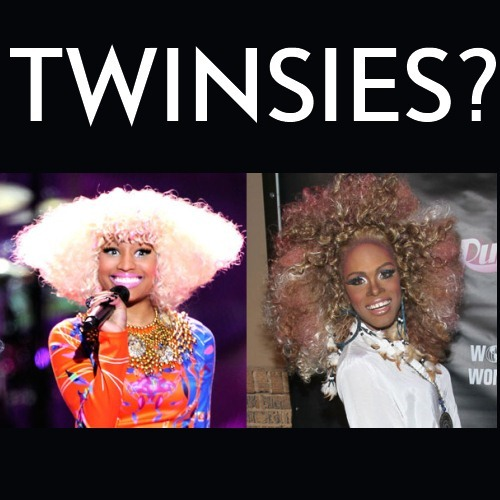 newnownext:   People Are Mistaking DiDa Ritz For Nicki Minaj