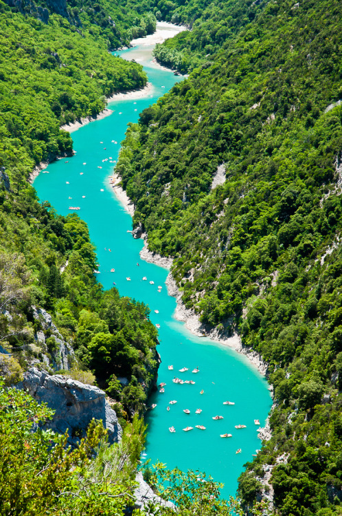 0mnis-e:  Verdon, By Giacomo Albertini.