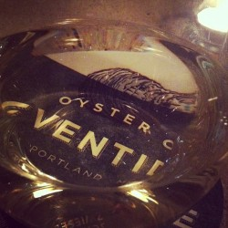 Why aren't you here right now? #eventideoysterco #Portland #me #maine #oysters #gruner