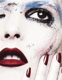 "stormtrooperfashion:  Marie Piovesan in ""You're Beautyful"" by Ben Hassett for Interview Germany, May 2013"