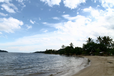 Sea Shore - Queen Arta Beach, Lampung