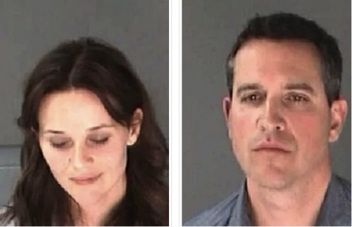 Well this is certainly unexpected: Reese Witherspoon was arrested over the weekend for drunk and disorderly conduct and her husband was booked with a DUI. Click the pic to get all the details!