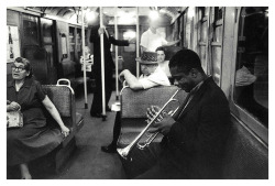 Donald Byrd by William Claxton