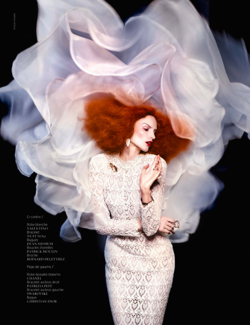 "EDITORIAL Revue De Modes French #22 S/S 13 ""The Rose"" Feat. Katrin Thormann by Kristian Schuller http://ruban-moodblog.blogspot.ru/2013/04/editorial-revue-de-modes-french-22-ss.html"
