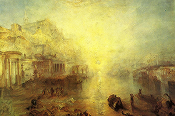 "Joseph Mallord William Turner, ""The painter of light"" (1775-1851)"
