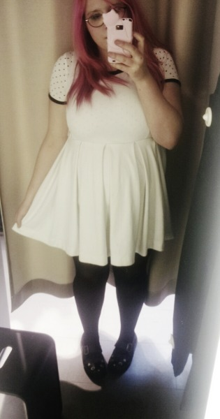 outfit of the day ~ did some shopping.