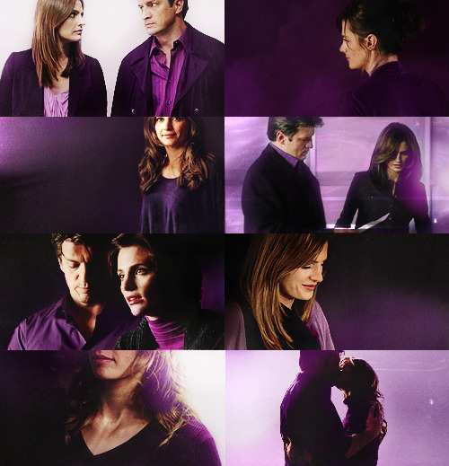 castle + purple | requested by whereyoustopthestory