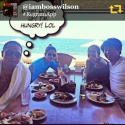 Fun times! RG @iambosswilson: LEP Manila and Batangas! #summer #2013 #laiya #laddereventsproduction #b2bcarshow #regramapp