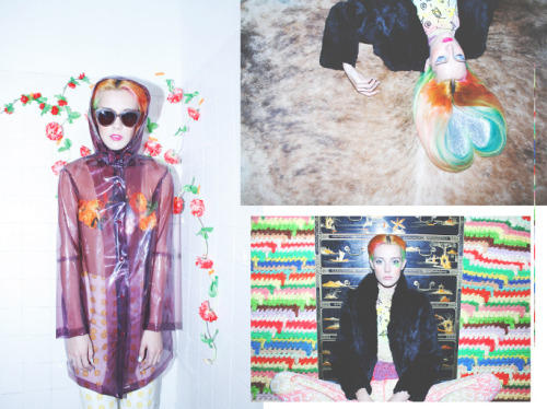 Now at Vagazine.com Stylist: Alison MazurHair: Siobhan BensonMake up: Allie Smith Model: Chloe Norgaard for One Management