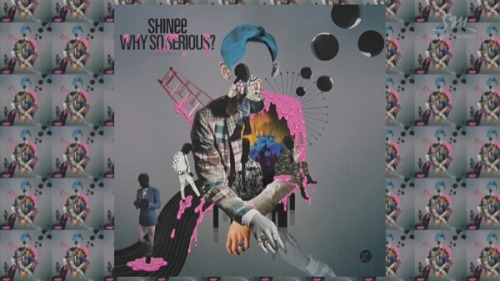 SHINEE -why so serious-album jacket – View on Path.