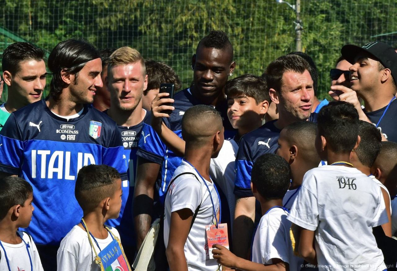 World Cup 2014 - Group D: Doing It for the Kids and Rock n ...
