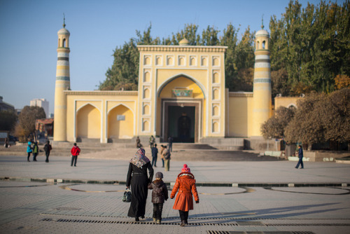 Kashgar on Flickr.