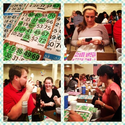 Everyone's a winner and we're making our fame. #luckymojo #bingo #godblesstexas @thatgirlmegn @carolynruth1 @sandypants07 @nocode83