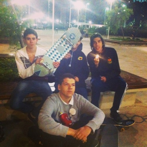 #friends #skateboard #skate  Roosevelt