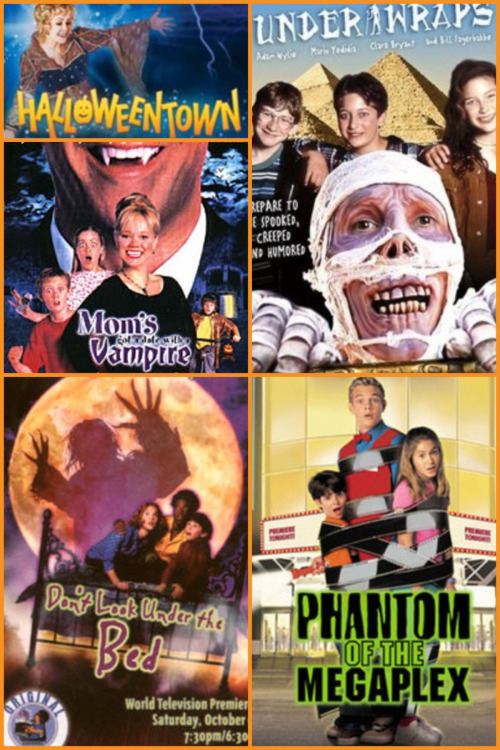 disneytb:  Does anyone else remember all these Halloween movies?