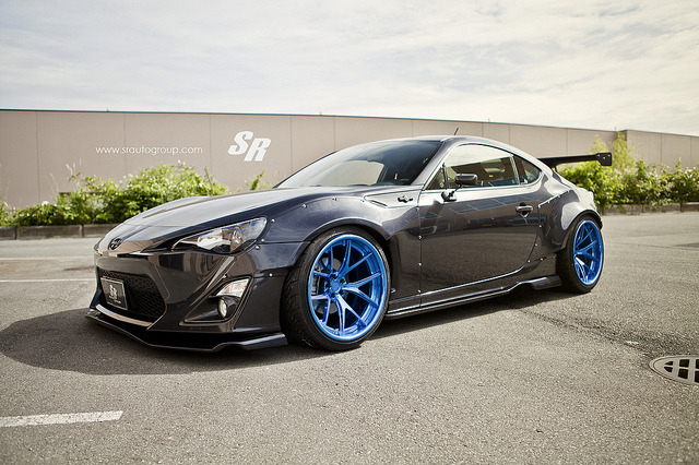 Scion FR-S Rocket Bunny PUR 4OUR DEPTH by srautogroup.com on Flickr.Check out the page: https://www.facebook.com/pages/Automotive-Dominance/174206869413514 Like and share!