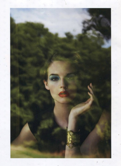 pamelalovenyc:  Our Zuni cuff in the new issue of MUSE