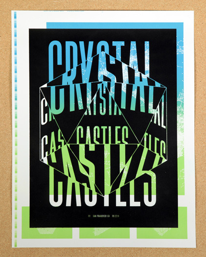 visualgraphic:  Crystal Castles