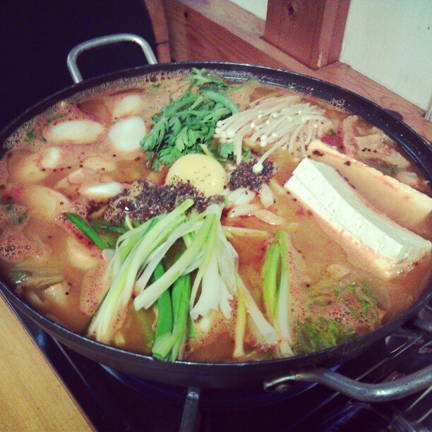 loveor69:  #hotpot #korean #food #Asian #fatty
