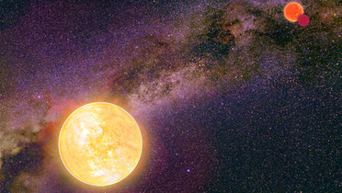Double-star systems can be dangerous for exoplanets     Significant orbital disruption, which can take billions of year to manifest, may eject planets from their proper orbit around a star.