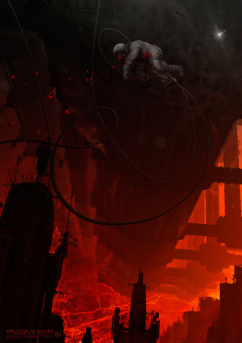batlesbo:  theartofanimation:  Kuldar Leement  Reblogging because beautiful landscapes and flying friggin' whales (my kryptonite).