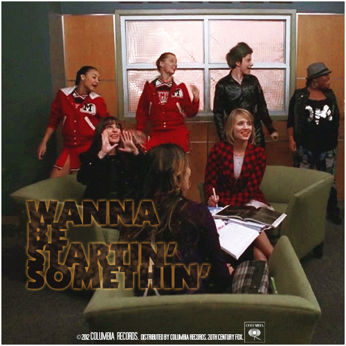 3x11 Michael | Wanna Be Startin' Somethin' Requested Alternative Cover