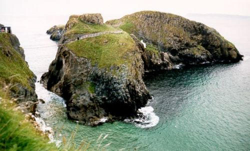 Carrick-A-Rede Island Rope Bridge
