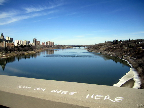 yournewname:  Best wishes from Broadway Bridge.