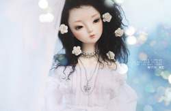 dollfierecipe:  I had a dream by karmadekarmade on Flickr.