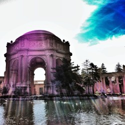 Palace of fine arts! #Sanfrancisco #SF  (at Palace of Fine Arts)