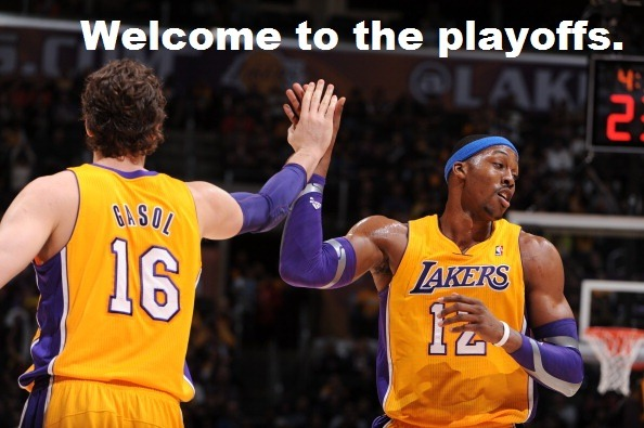 The LA Lakers are headed to the postseason.Lakers clinch playoff berth after Utah's loss at Memphis:
