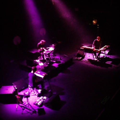 #JamesBlake absolutely KILLED at #Terminal5 tonight. There's a reason people flock to his shows and he deserves all of his success. What an immense talent. (at Terminal 5)