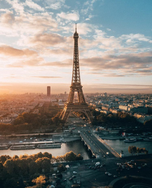 Safe Places To Travel Outside Us: Places To Visit In Paris