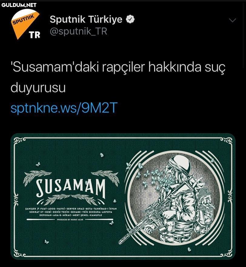Yorumsuz :) Sputnik...