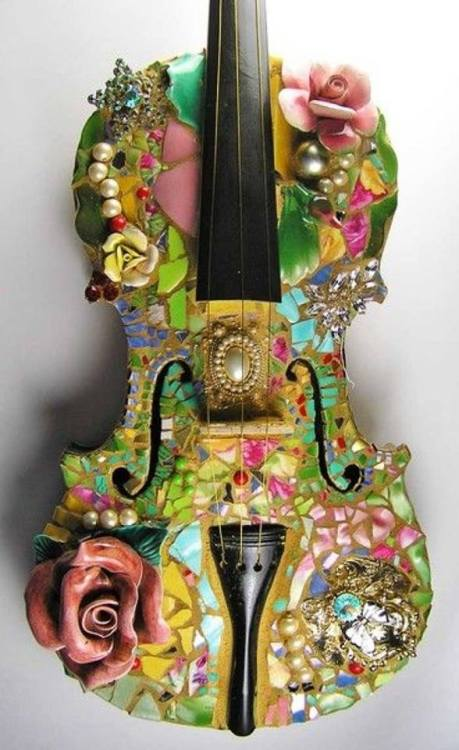 Violin steampunk tumblr Vibeline