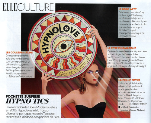 Yazbukey x Hypnolove in Elle France