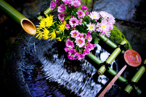 symbol of hospitality (at a Japanese restaurant, Kyoto) by Marser on Flickr.