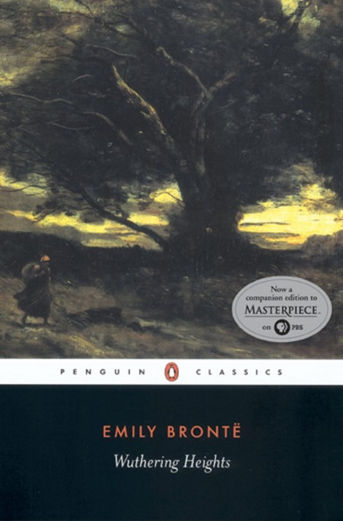 forgottenbooks:  Wuthering Heights - Emily Bronte read June 2011 rating: 8/10 blurb: Published a year before her death at the age of thirty, Emily Brontë's only novel is  set in the wild, bleak Yorkshire Moors. Depicting the relationship of Cathy and Heathcliff, Wuthering Heights creates a world of its own, conceived with an instinct for poetry and for the dark depths of human psychology. review: I found that this book never really had a dull moment, which was not what I'd come to expect of a book from this era at an age where I was less about AAAH LITERATURE, LET ME ANALYSE IT (as I am now) and more about TELL ME A GOOD STORY. And I got my good story. An unsettling, chilling, disastrous story of love, life, and death. I really enjoyed it, though I remember having to constantly flick back to the provided family tree to make sense of who was who! This is definitely on the re-read list, and I'll put my nerd goggles on next time.