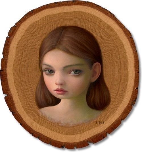 Wood Nymph by Mark Ryden