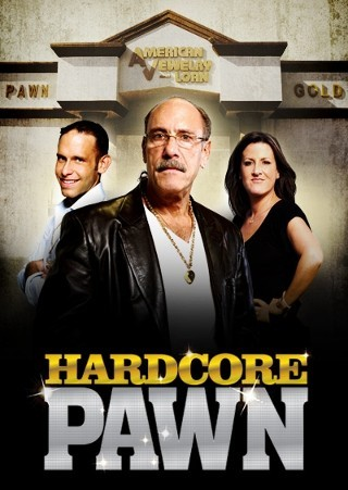 I'm watching Hardcore Pawn                        311 others are also watching.               Hardcore Pawn on GetGlue.com
