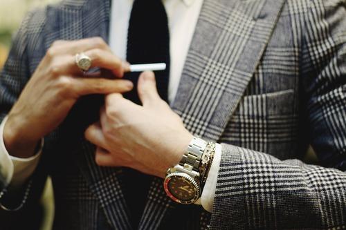 Men Suits Mens Fashion Mens Trends fashion male fashion watch tie