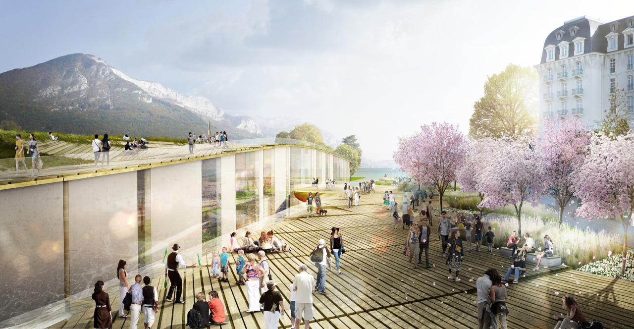 #ARCHITECTURE #RENDERINGS Annecy, France | Annecy Congress Center | MIR Mastering Autodesk Viz Render 2006: A Resource For Autodesk Architecural Desktop Users 9 new from $47.96 16 used from $8.72 SOURCE | 12.05.2013 | 14.13 High resolution renderings (showcase) http://www.skyscrapercity.com/showthread.php?t=1141539