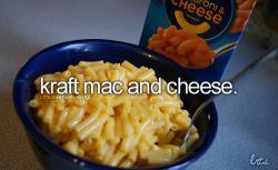 food mac and cheese