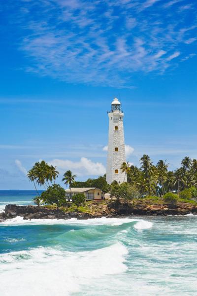 #dondra, #sri_lanka, #dondra_lighthouse, #blue, #beach, #lighthouse, #landscape, #jaromir_chalabala