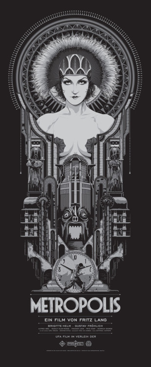 covers-and-posters:  Metropolis