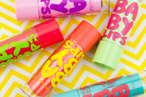j0hnnyr0cketz:   colorful quality c:    Babylips