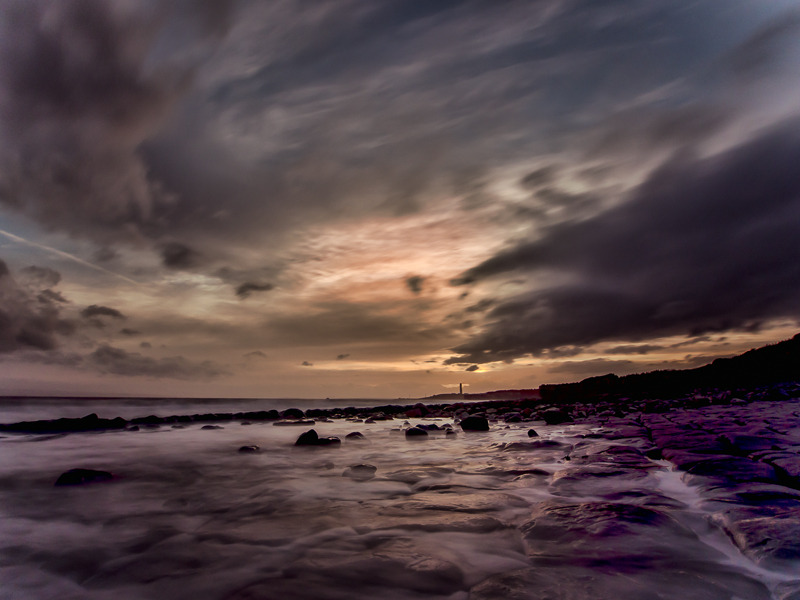 lensblr-network:  Rhoose Point by cariadus.tumblr.com