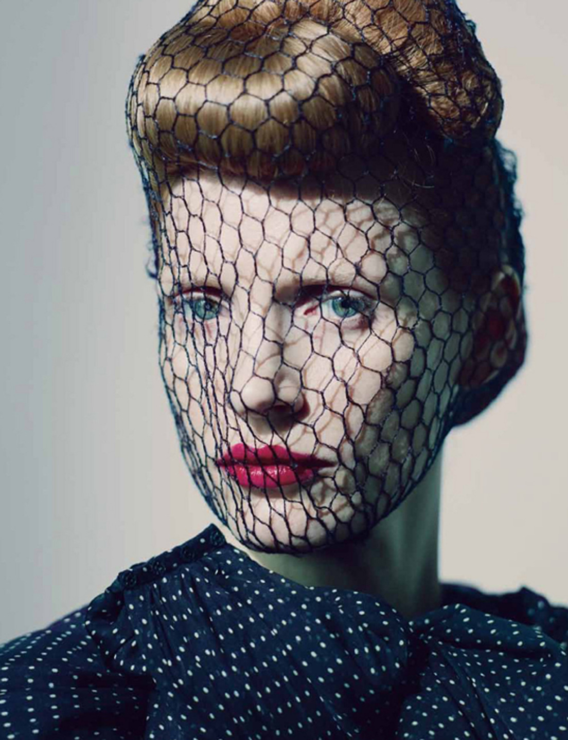 bohemea:  Jessica Chastain: The New Guard - W by Paolo Roversi, May 2012