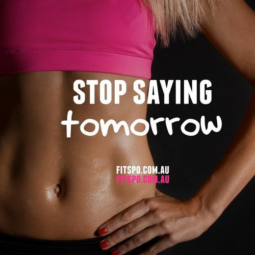 get-fit-4-life:  Do It Now!