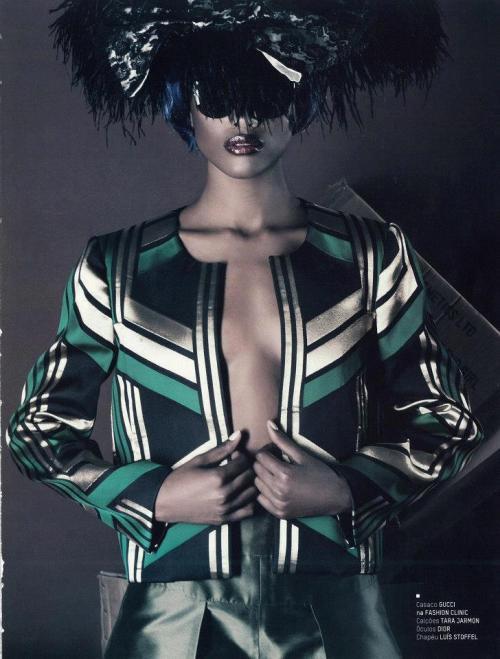 Angolanbeauty Sharam Diniz
